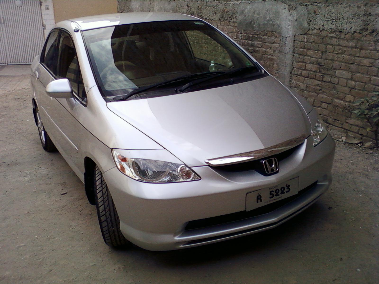 Honda City 2005 of Nido2 - Member Ride 14507 | PakWheels