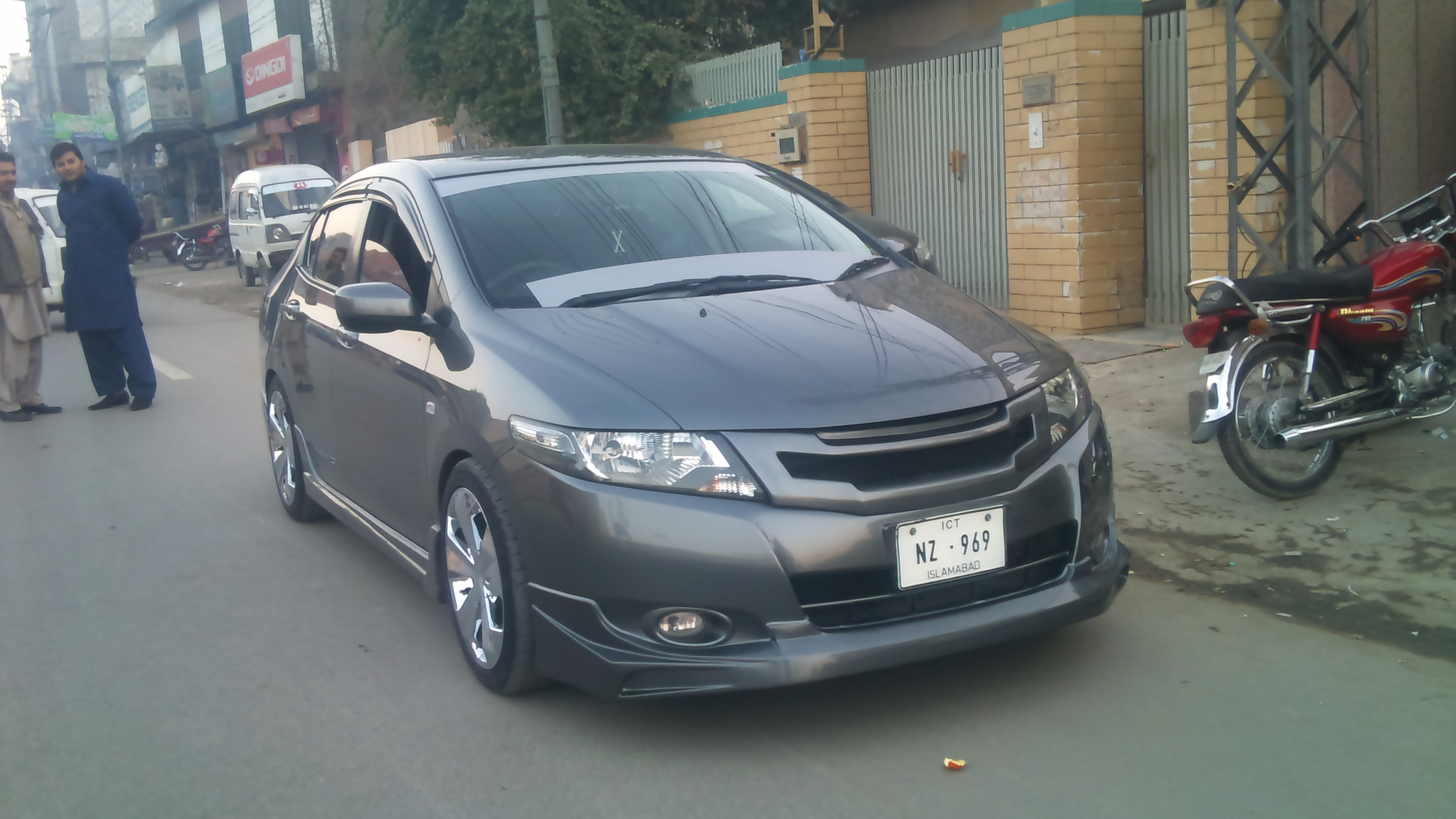 Rims On Car App >> Honda City 2010 of knoome83 - Member Ride 14236 | PakWheels