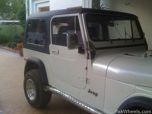 Jeep Cj 7 - 1988