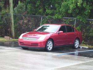 Nissan Skyline - 2004