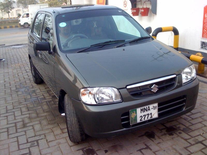 Suzuki Alto - 2009 sony Image-1