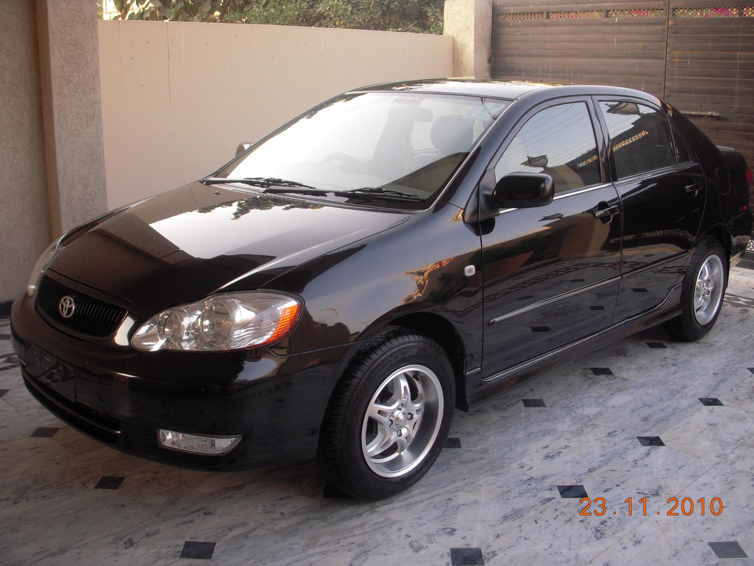 Used Car Parts Online >> Toyota Corolla 2005 of silver_bullet - Member Ride 14496 | PakWheels