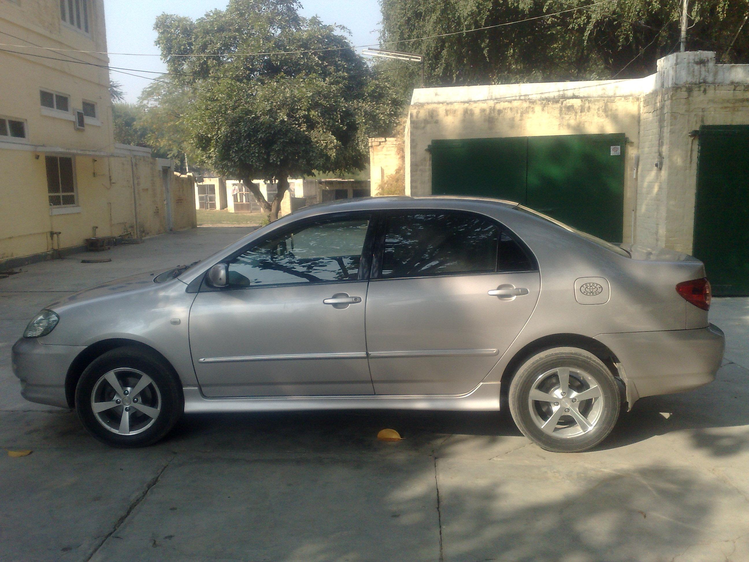 Compare Car Insurance >> Toyota Corolla 2004 of hyderhamdani92 - Member Ride 14611 ...