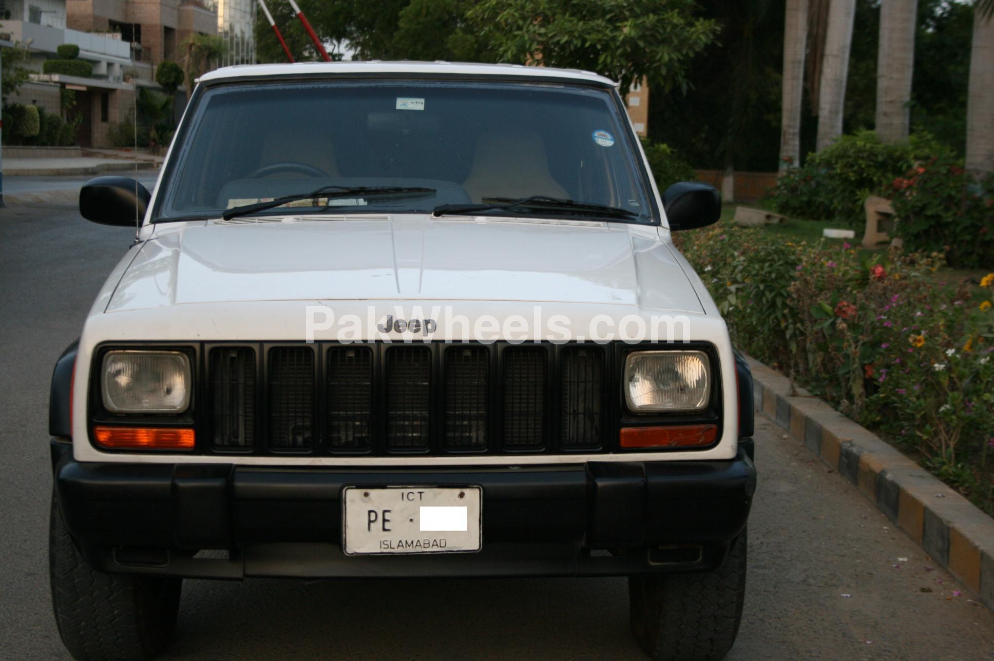 Jeep Cherokee 1997 for sale in Karachi