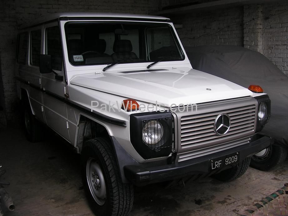 Mercedes benz g class 1995 for sale in lahore pakwheels for G class mercedes benz for sale