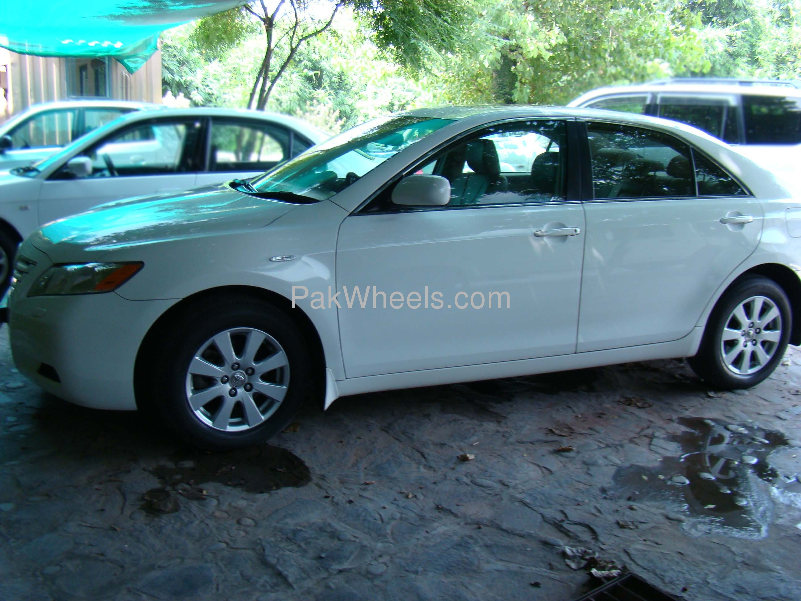 toyota camry up spec automatic 2 4 2008 for sale in islamabad pakwheels. Black Bedroom Furniture Sets. Home Design Ideas