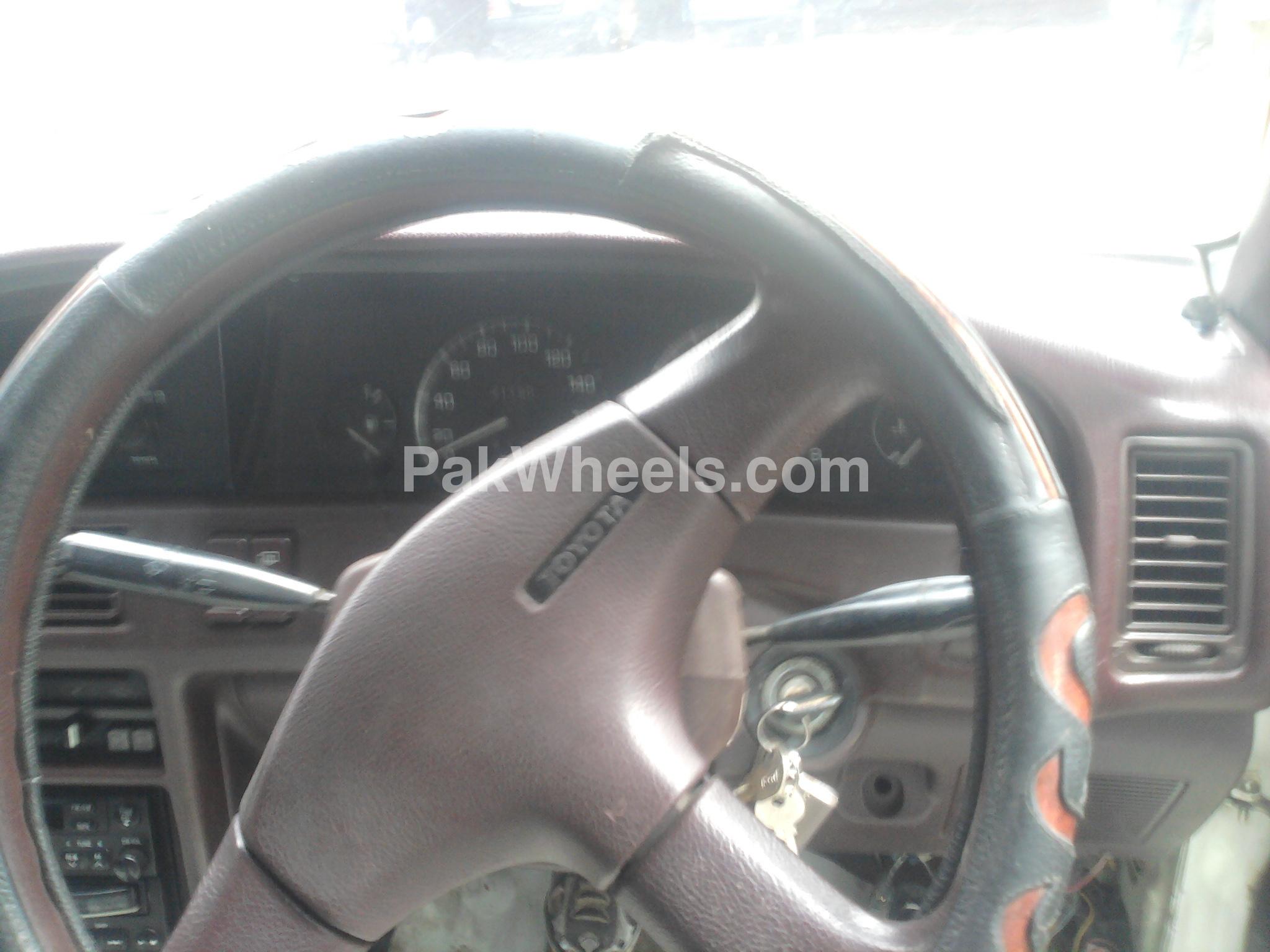 Used Toyota Corolla 1990 Car For Sale In Peshawar 206787