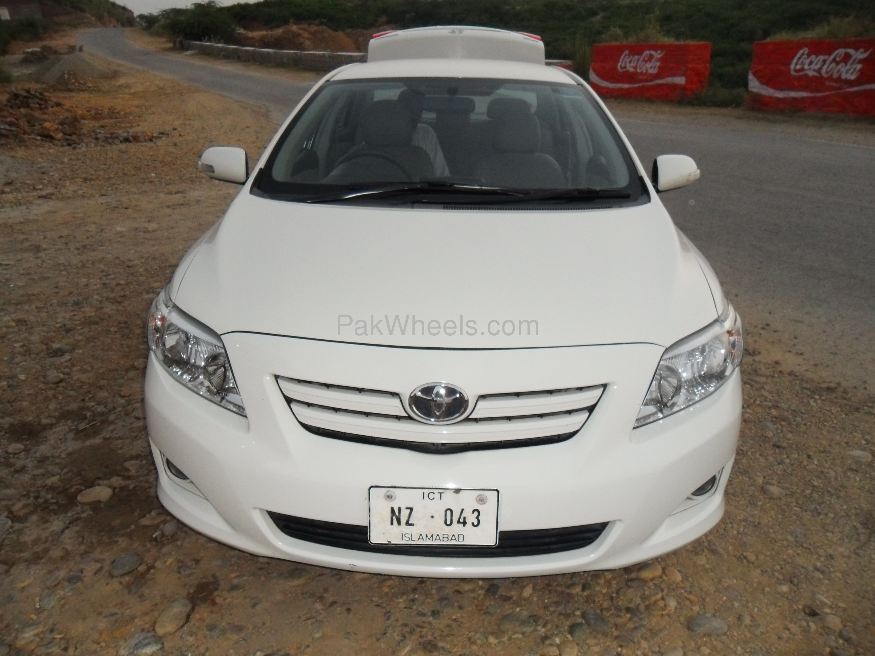 toyota corolla 2009 for sale in muzaffarabad pakwheels. Black Bedroom Furniture Sets. Home Design Ideas