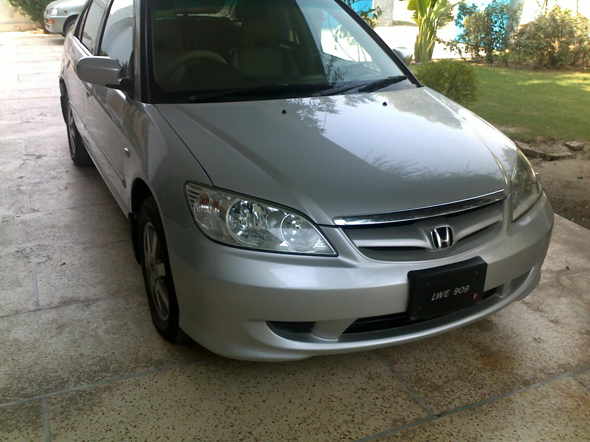 Honda Civic - 2005 mutee Image-1