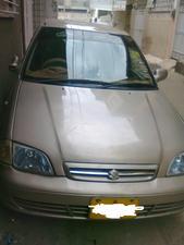 Suzuki Cultus - 2007