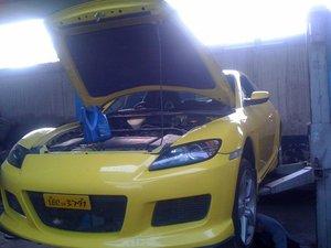 Mazda RX8 - 2006