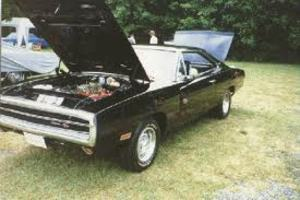 Dodge Charger - 1970