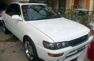 Toyota Corolla - 1993