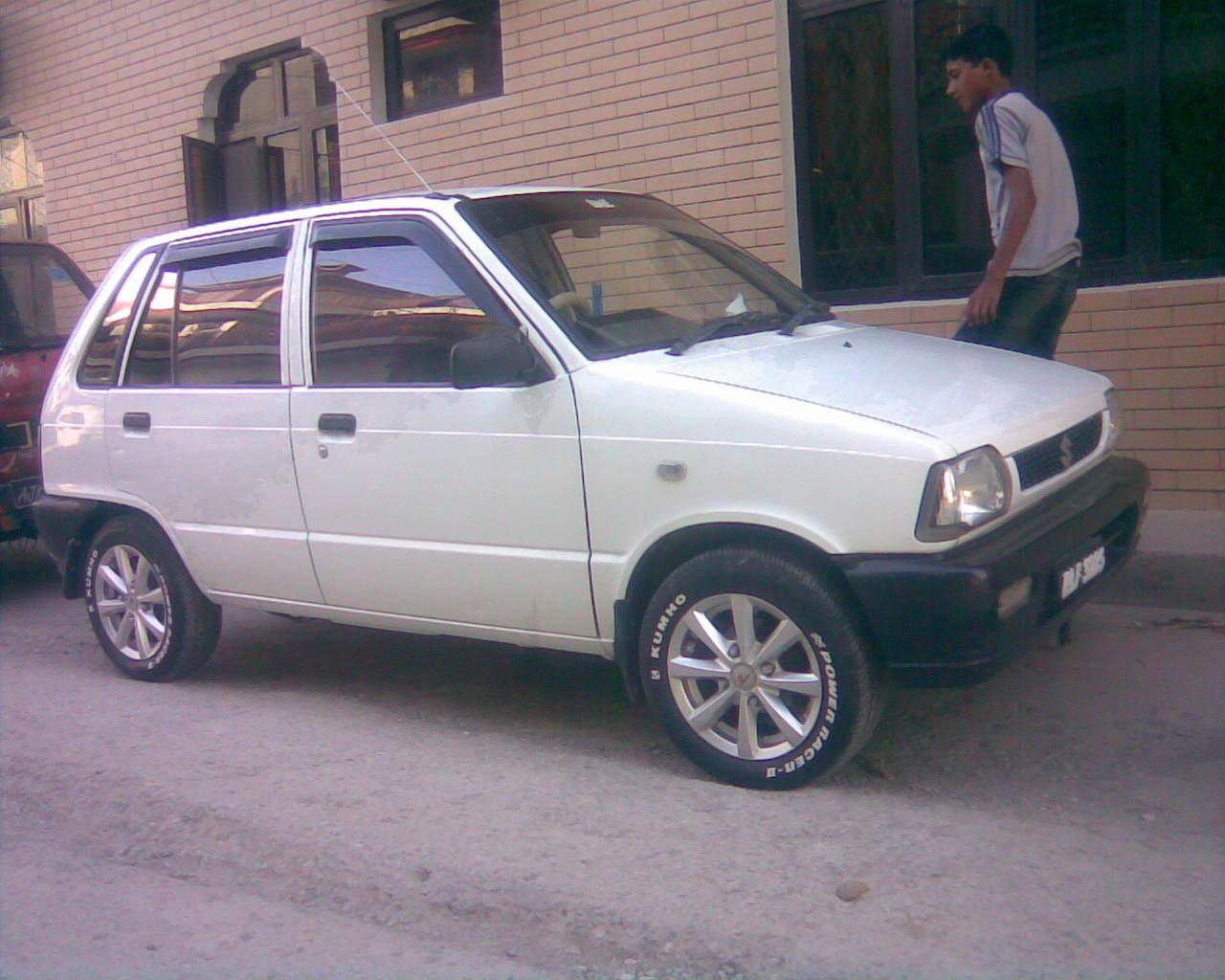 Suzuki Mehran - 2004 RAJA Image-1