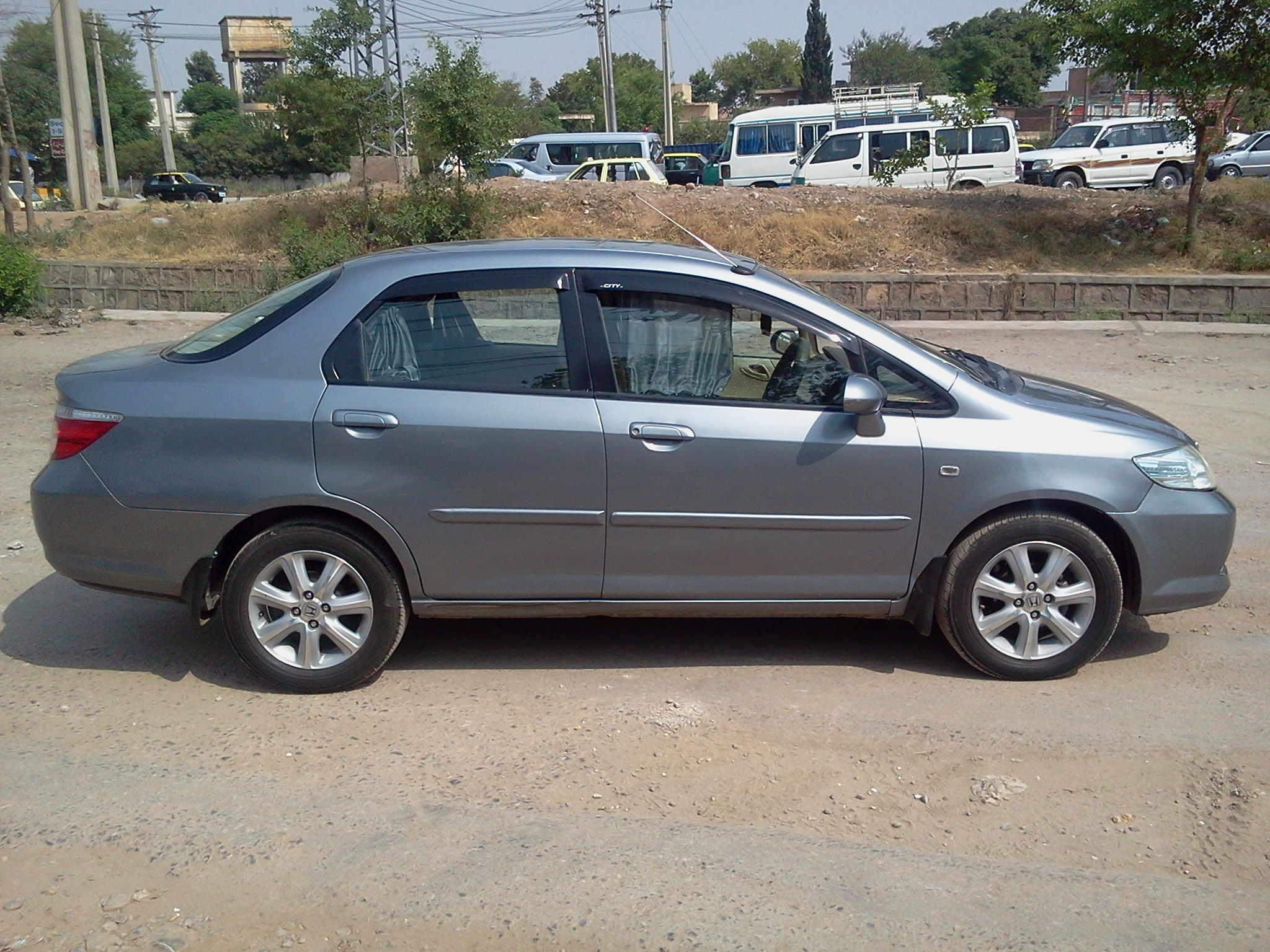 Honda City 2006 Of Janasheen Member Ride 16192 Pakwheels