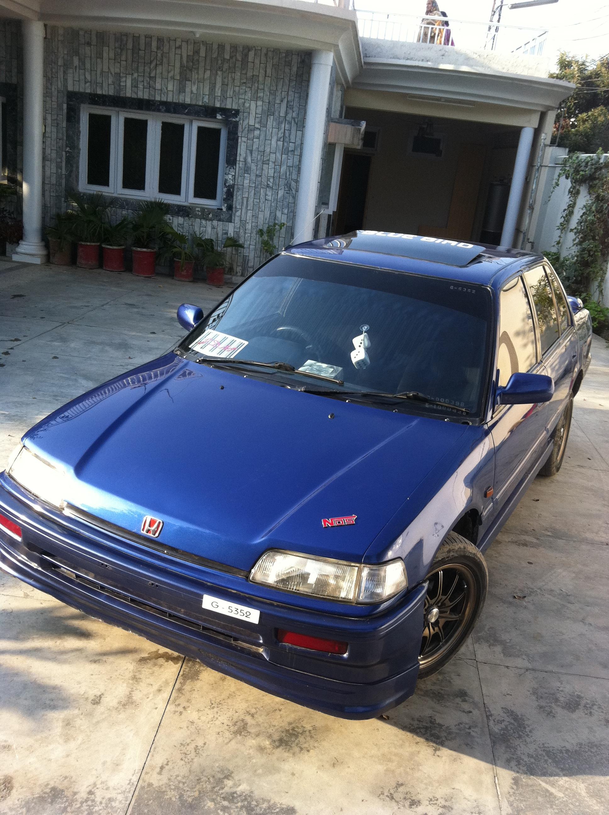 Honda Civic 1988 of drifter2 - Member Ride 17076 | PakWheels