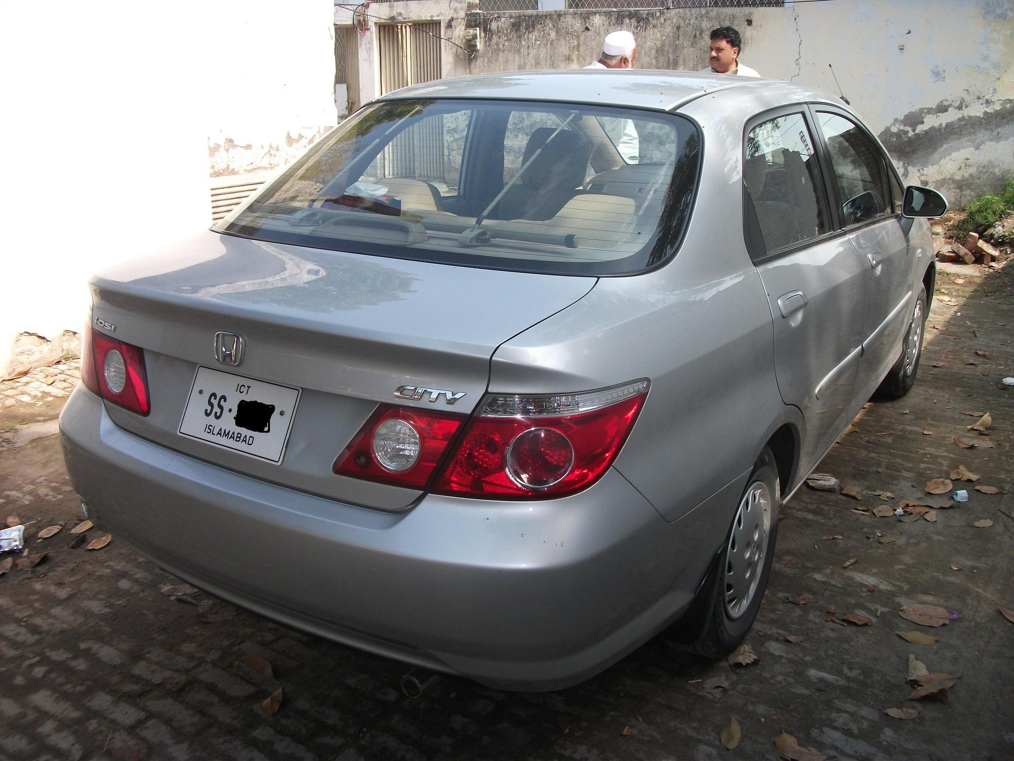 Used Car Loan >> Honda City 2007 of lucky2gud - Member Ride 15712   PakWheels