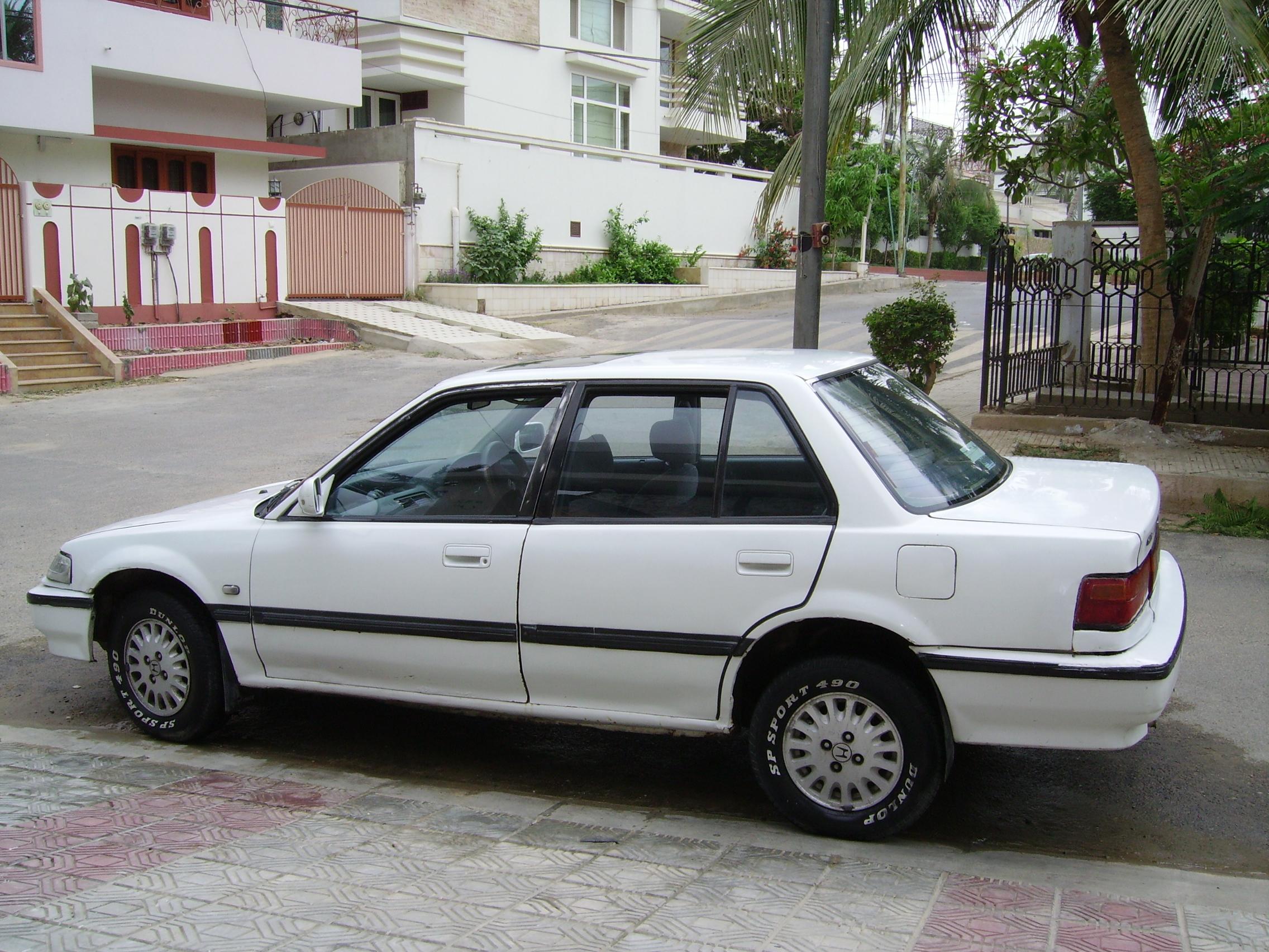 Honda Civic - 1991 civic Image-1