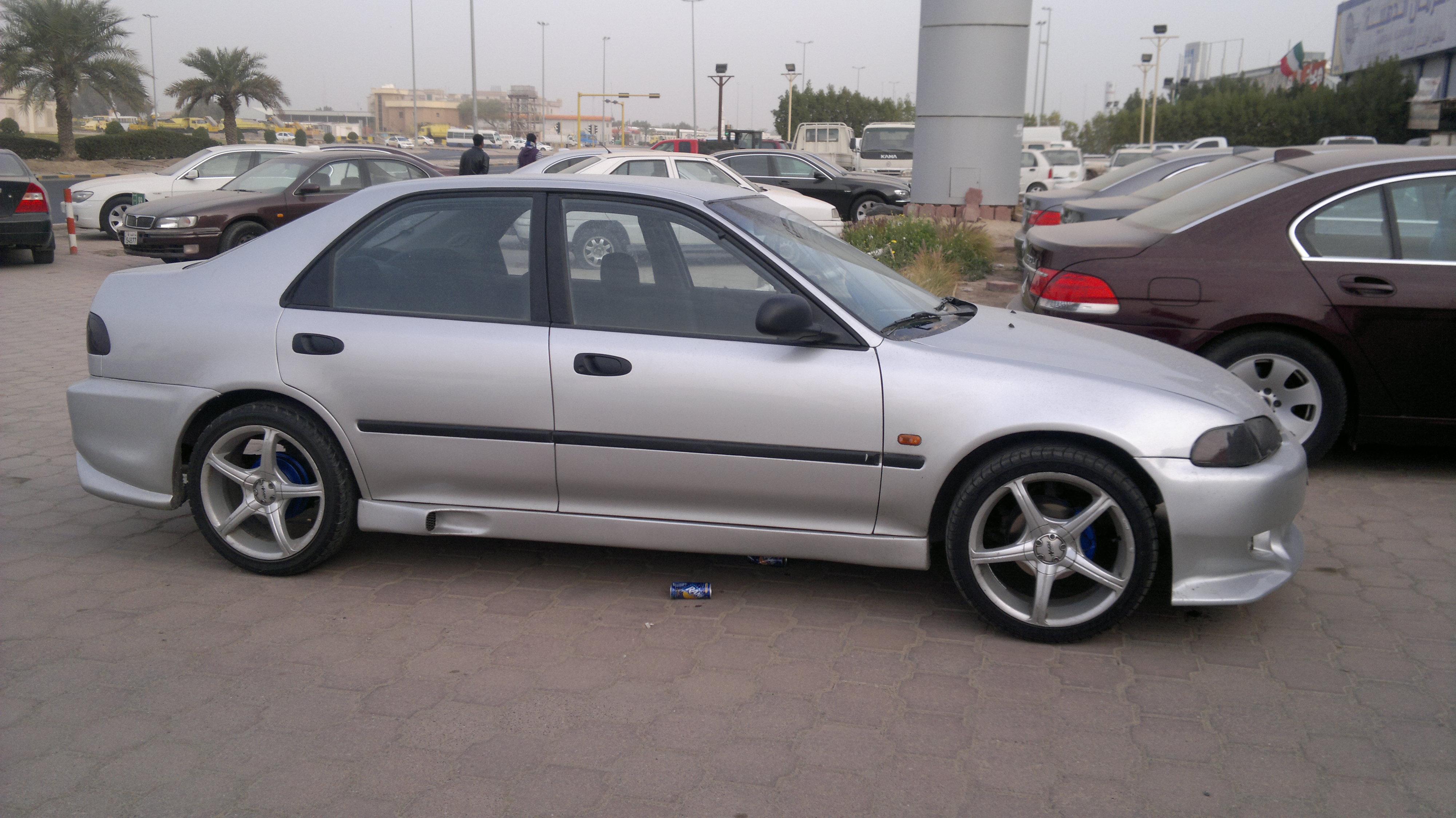 Sell My Car Online Free >> Honda Civic 1995 of glardo - Member Ride 15206 | PakWheels