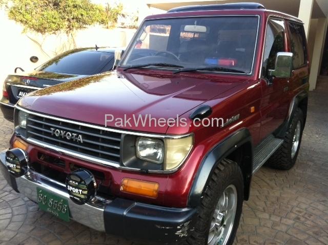 Toyota Land Cruiser 1994 Of Iashaikh Member Ride 17149