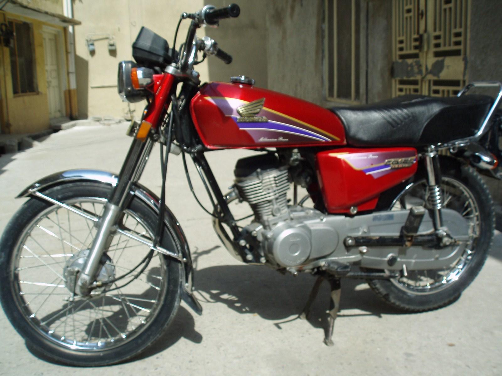 Honda Cg 125 2001 Of Umairziad Member Ride 16983 Pakwheels