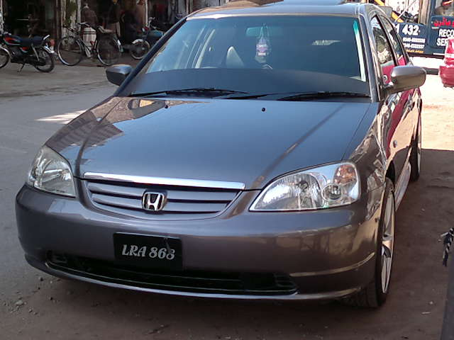 Honda Civic 2002 Of Maxpower5 Member Ride 15265 Pakwheels