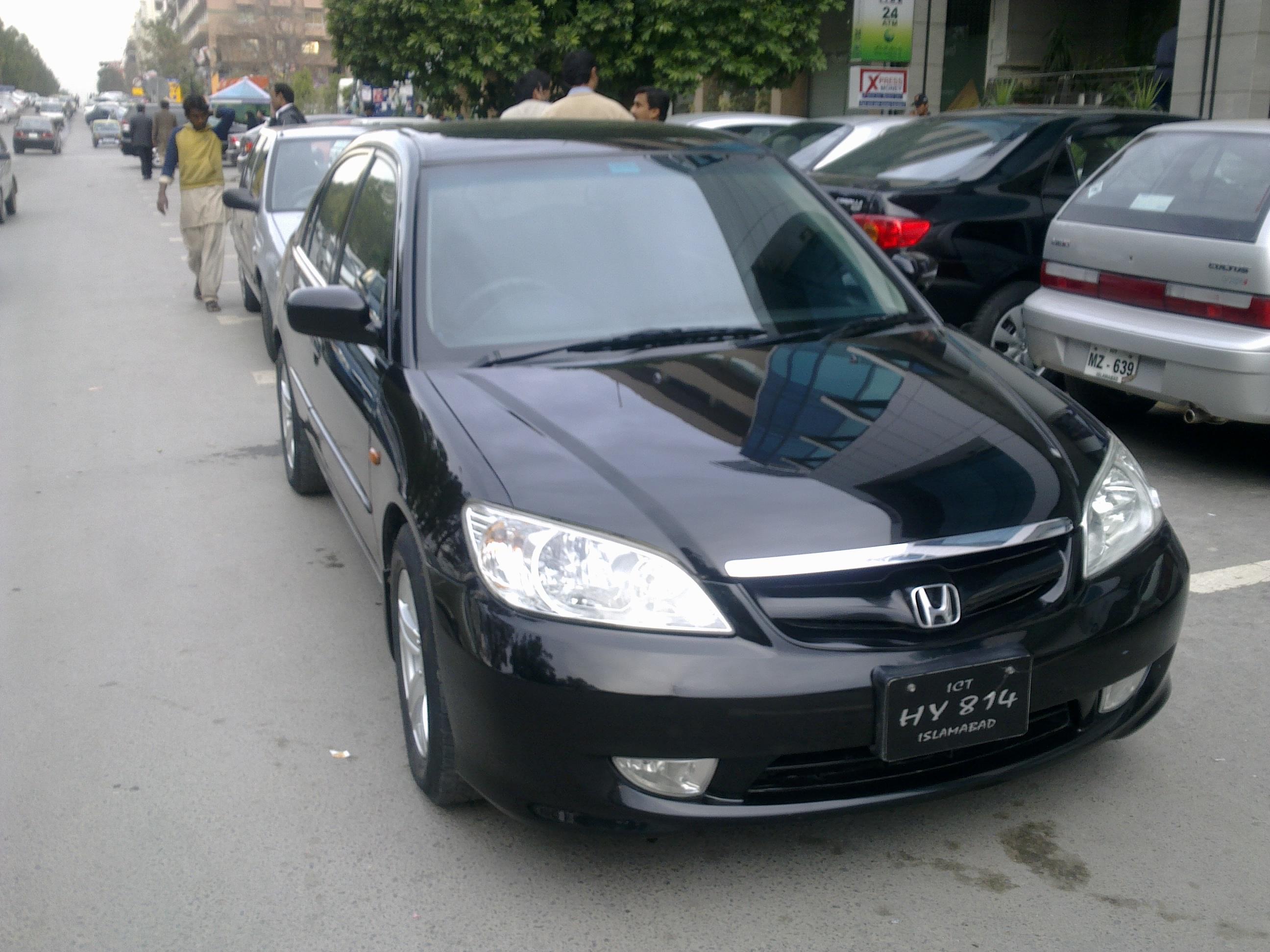 Honda Civic 2005 Of Shahidchheena Member Ride 15513