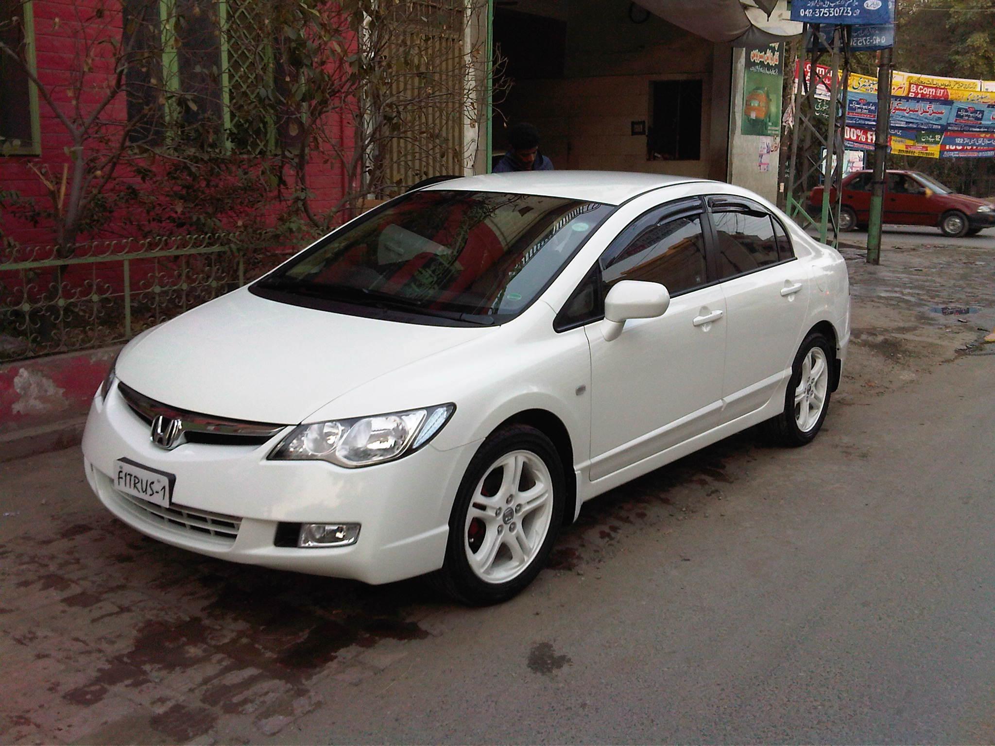Honda Civic - 2011 Reborn Image-1
