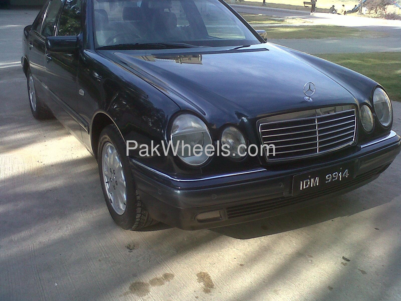 Mercedes Benz E Class - 1997 zikki Image-1