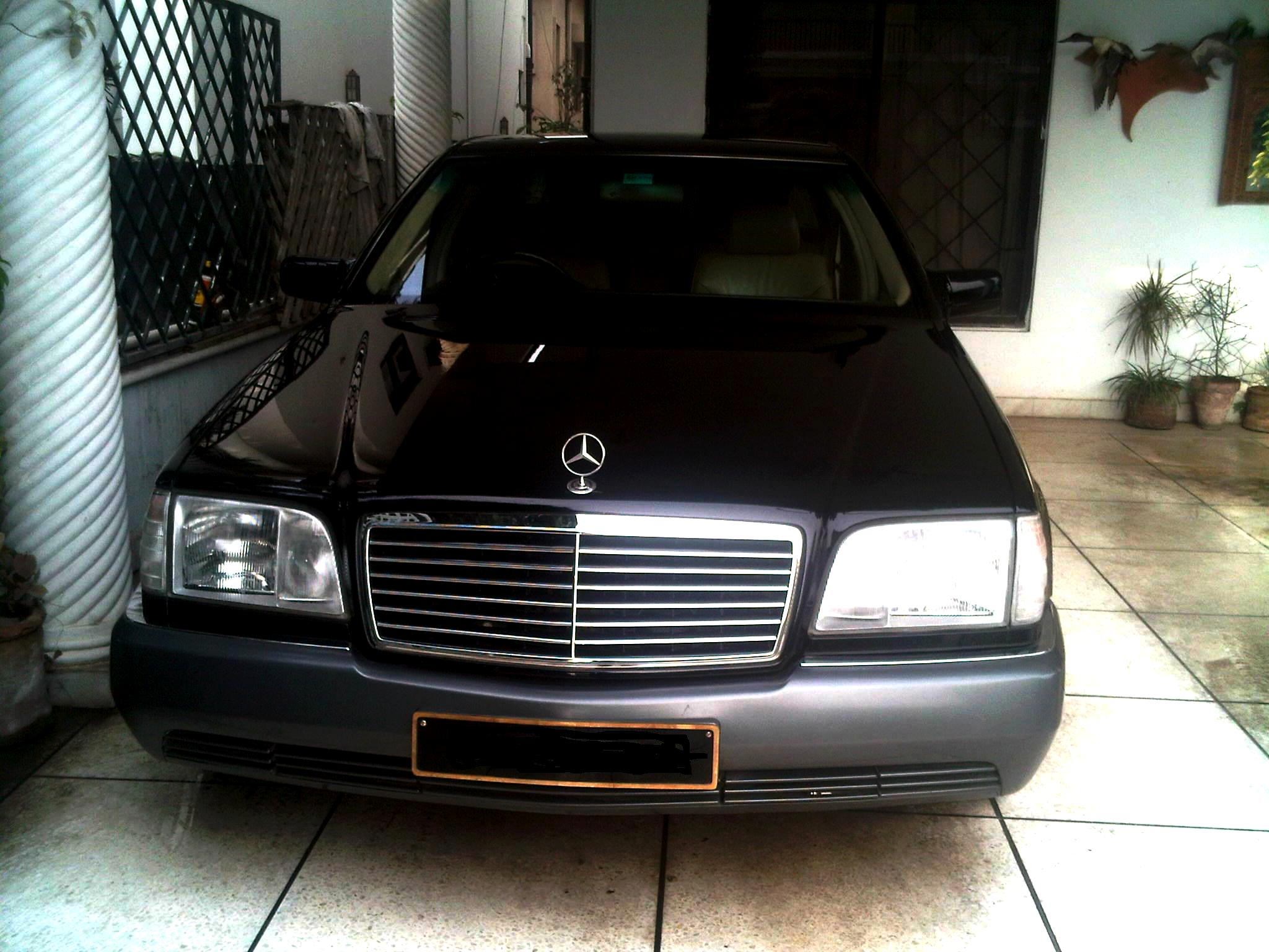 Mercedes Benz Other 1993 Of Skberetta Member Ride 14978
