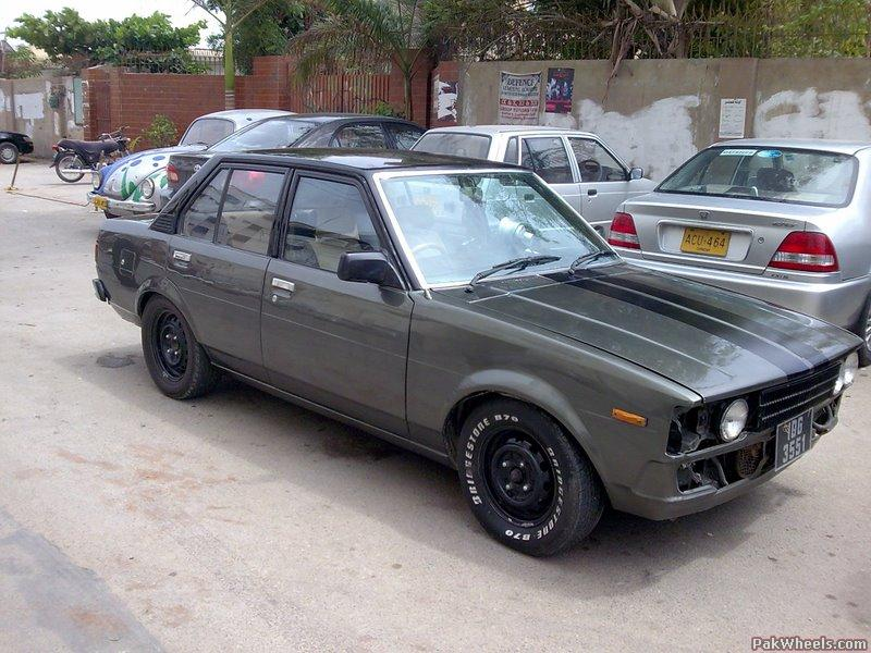 Toyota Corolla 1980 Of Civilizeddevil Member Ride 17063 Pakwheels