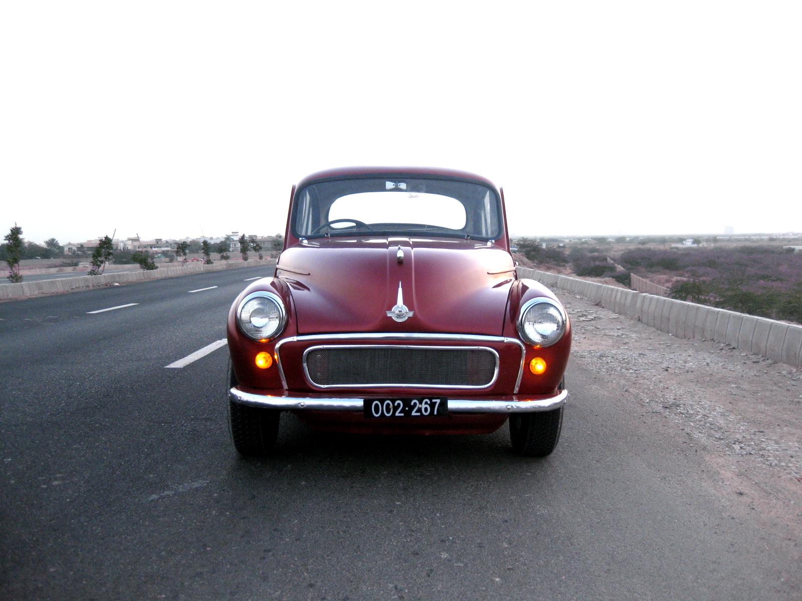 Morris Oxford - 1963 Morris Minor 1000 Image-1