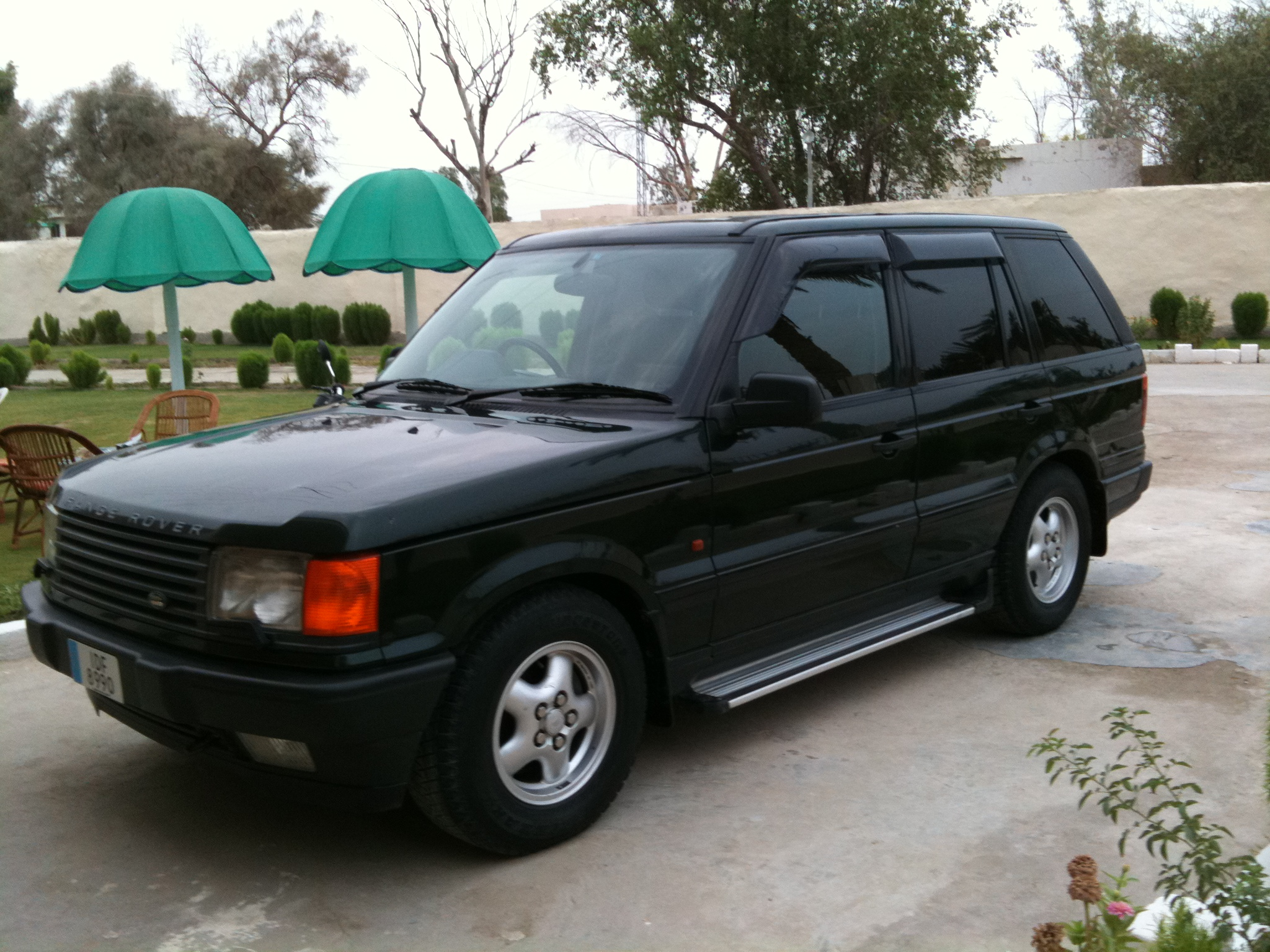 Range Rover Other 2000 Of Fouadhafeez Member Ride 15527
