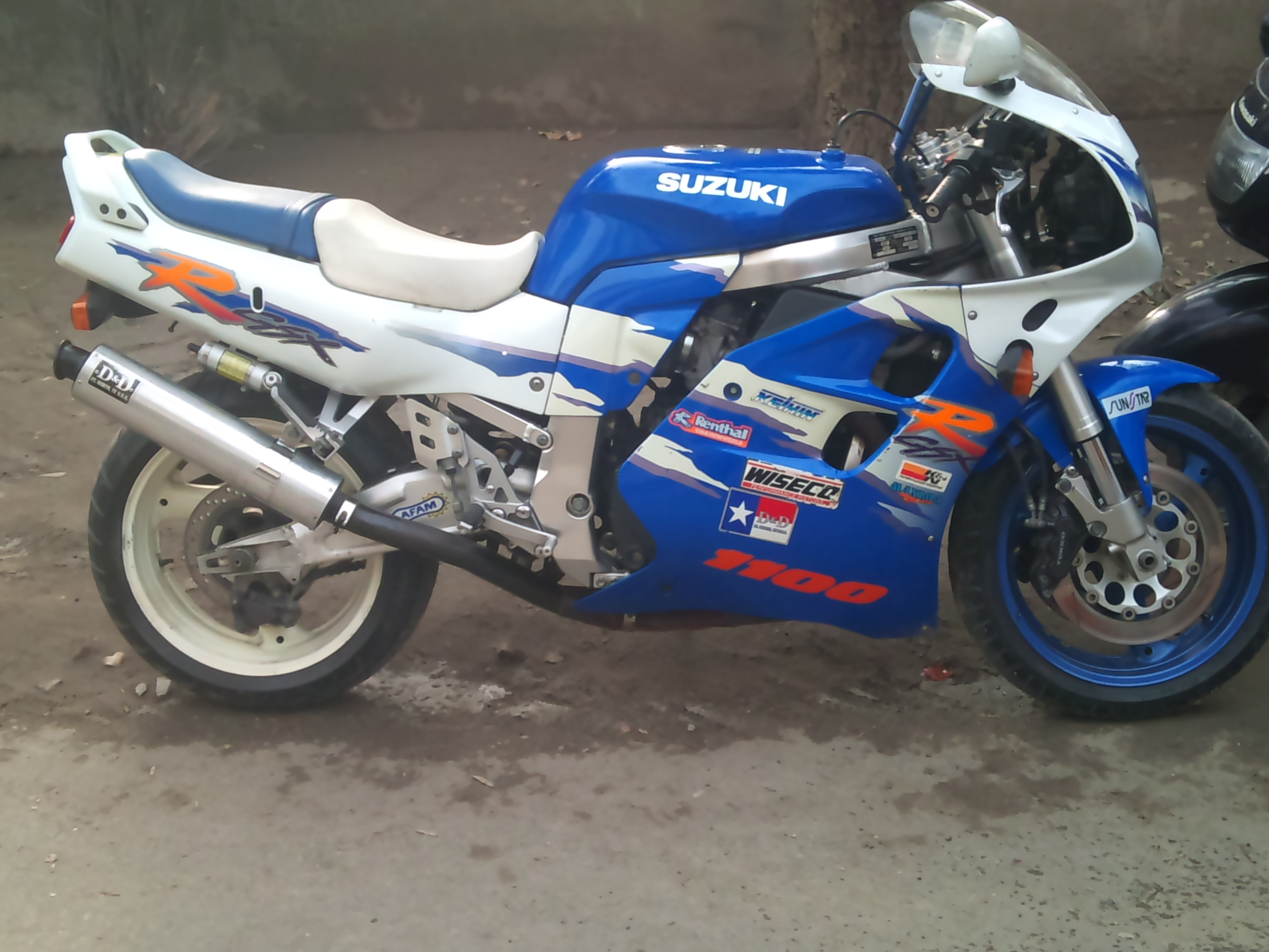 Suzuki GSX-R1000 - 1995 MADY Image-1