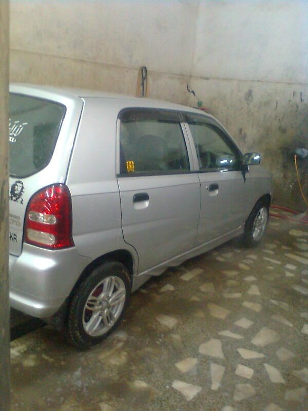 Suzuki Alto - 2007 ALTO VXR Image-1