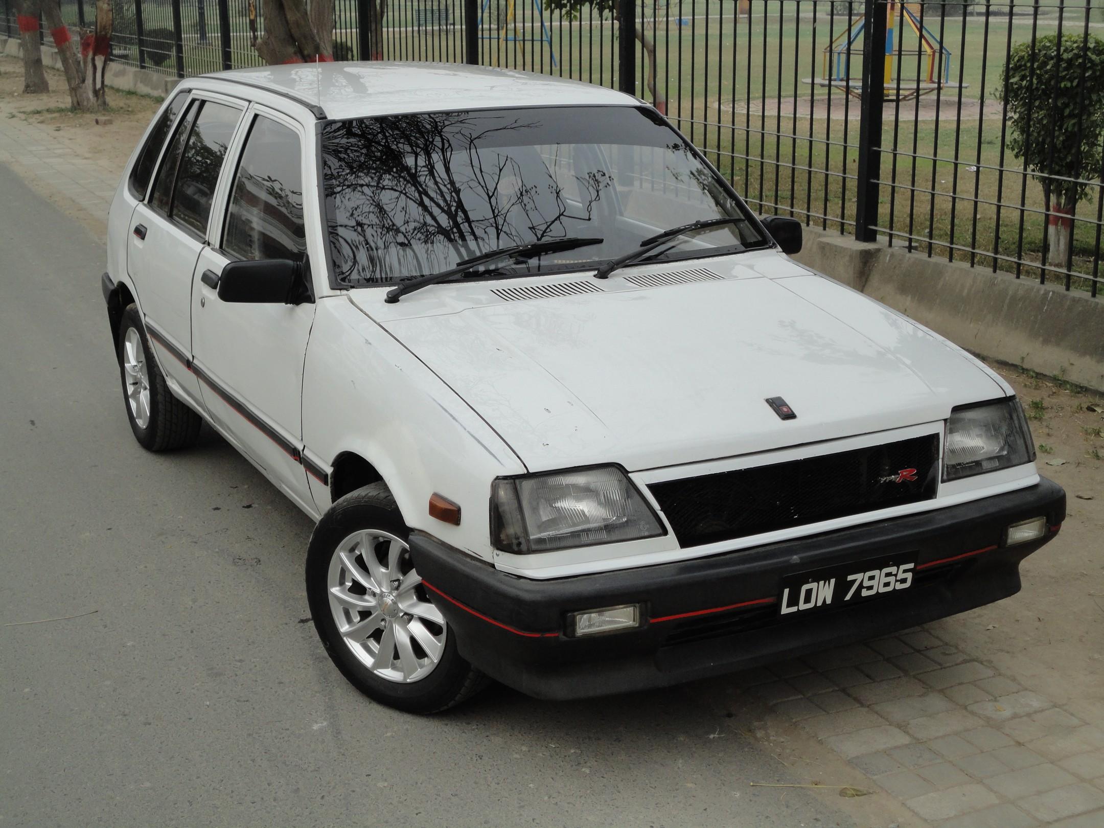 Suzuki Khyber 1995 Of Jalwana Member Ride 15058 Pakwheels