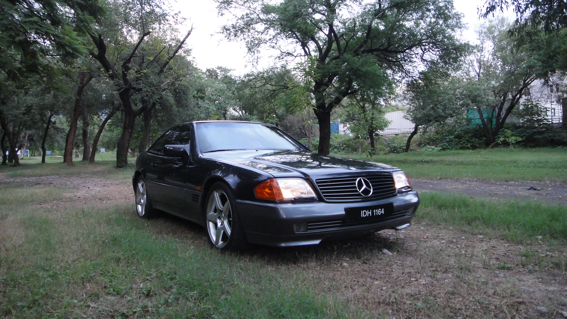 Mercedes benz a class 1992 of danyal member ride 16847 for 1992 mercedes benz sl500