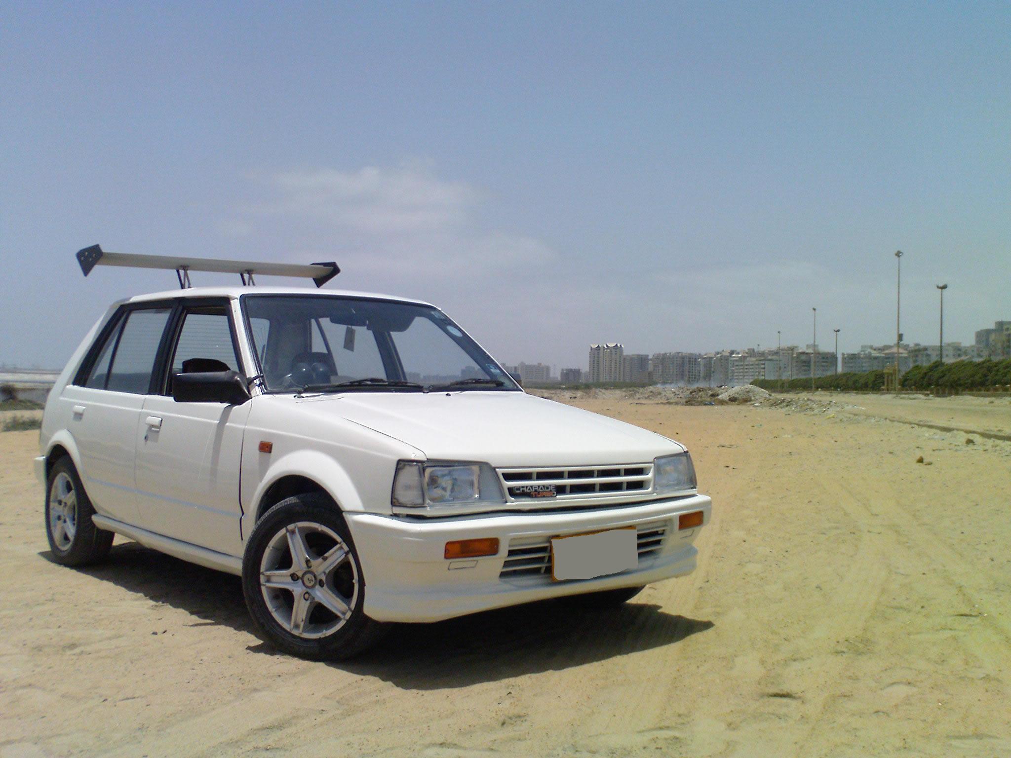 Daihatsu Charade 1986