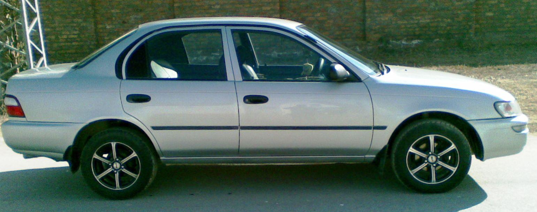 Kelebihan Toyota 2001 Harga