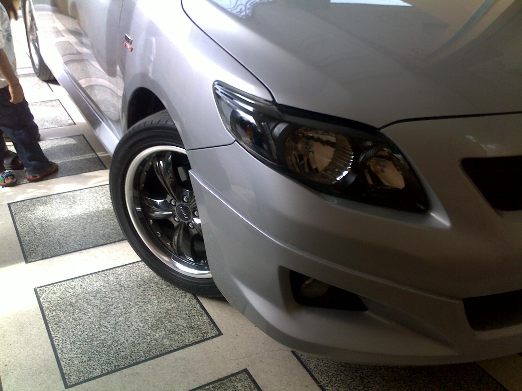 Toyota Corolla - 2009 Faizan  Image-1