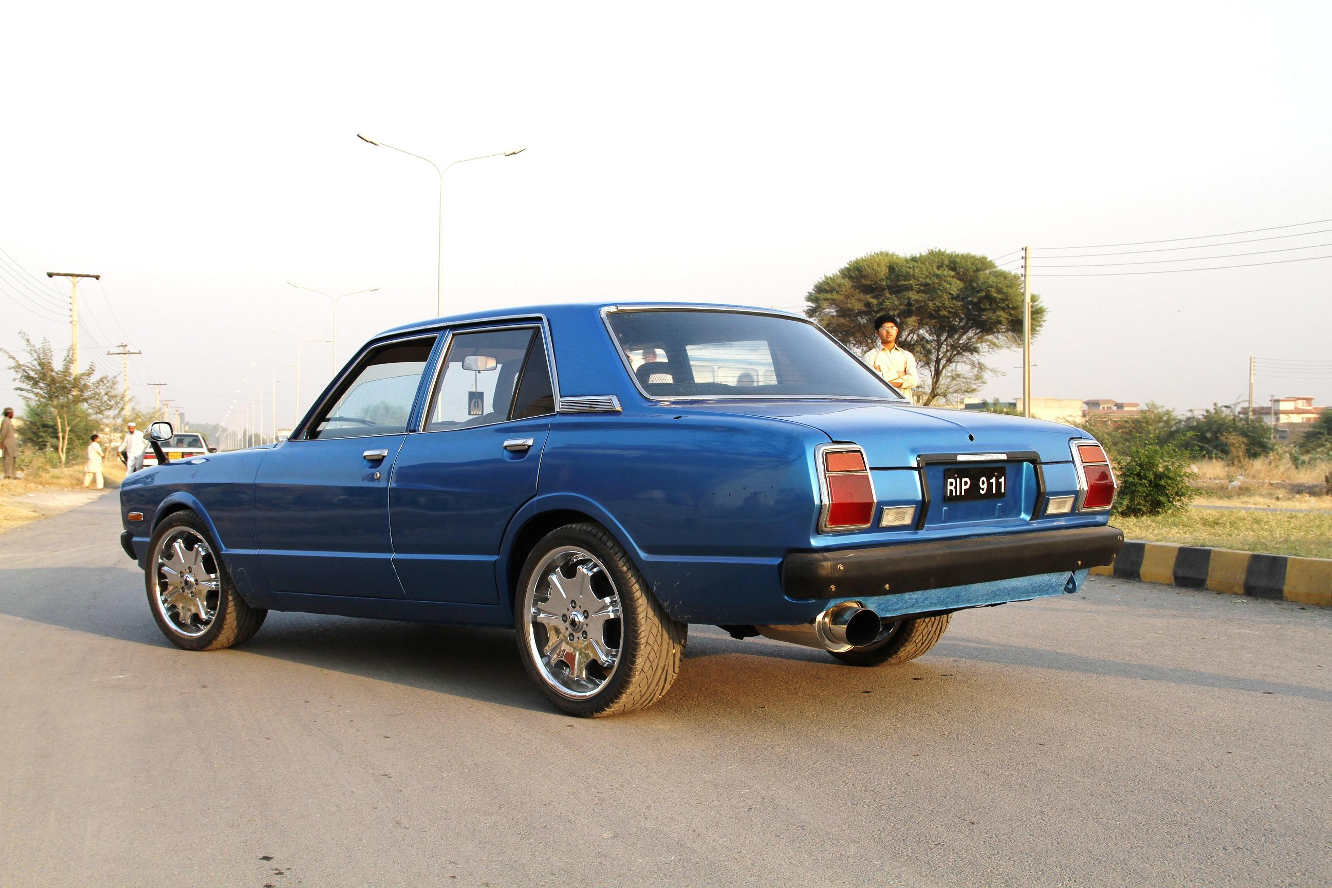 Toyota Cressida 1978 Of Khanrocks Member Ride 11117