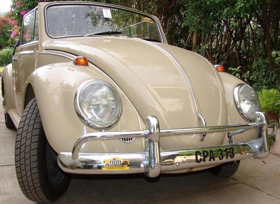 Volkswagen Beetle - 1967 Sally Image-1