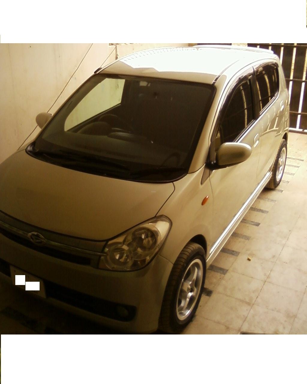 Used Daihatsu Mira 2007 Car For Sale In Islamabad