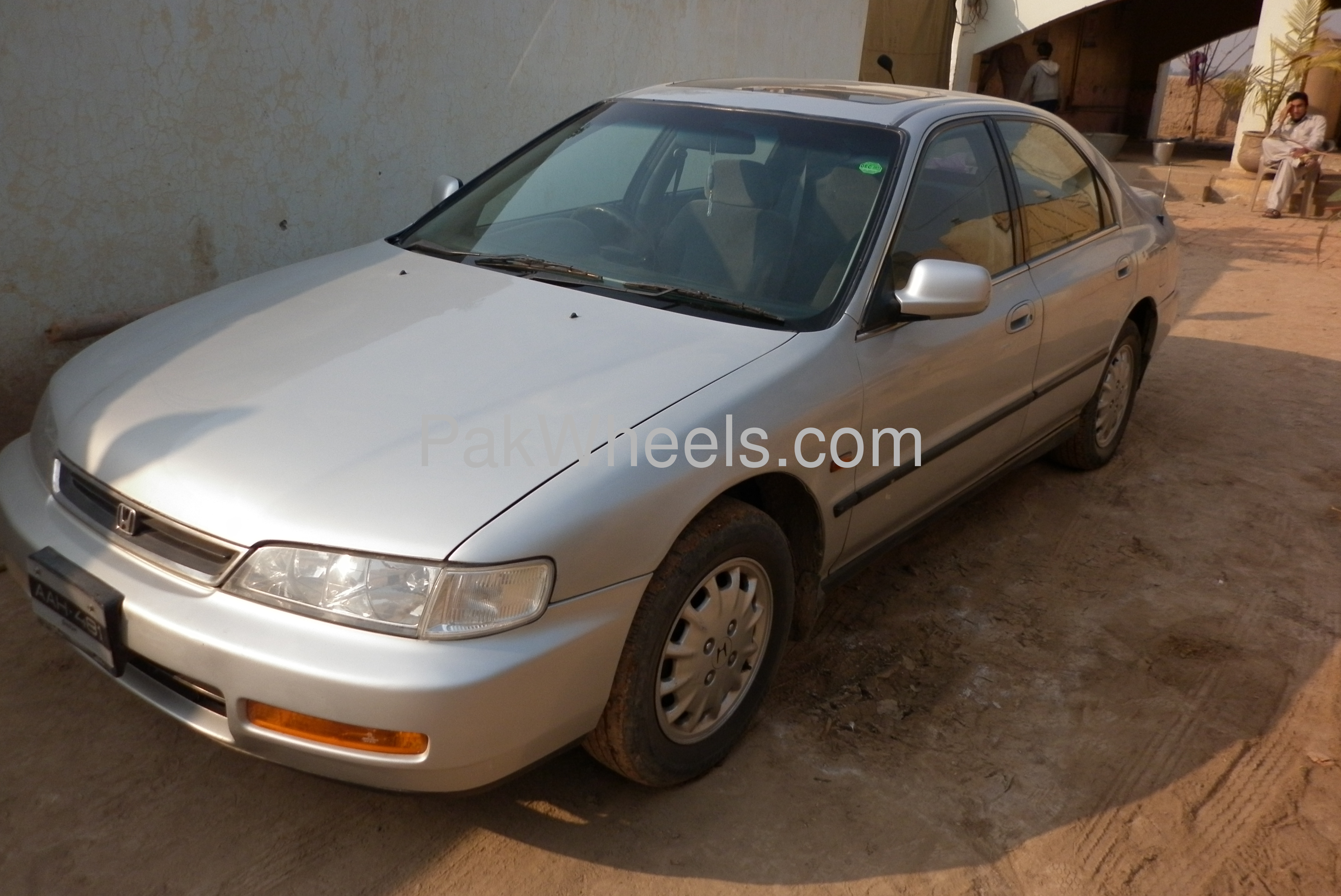 Honda accord ex 1996 for sale in lahore pakwheels for Used car commercial 1996 honda accord