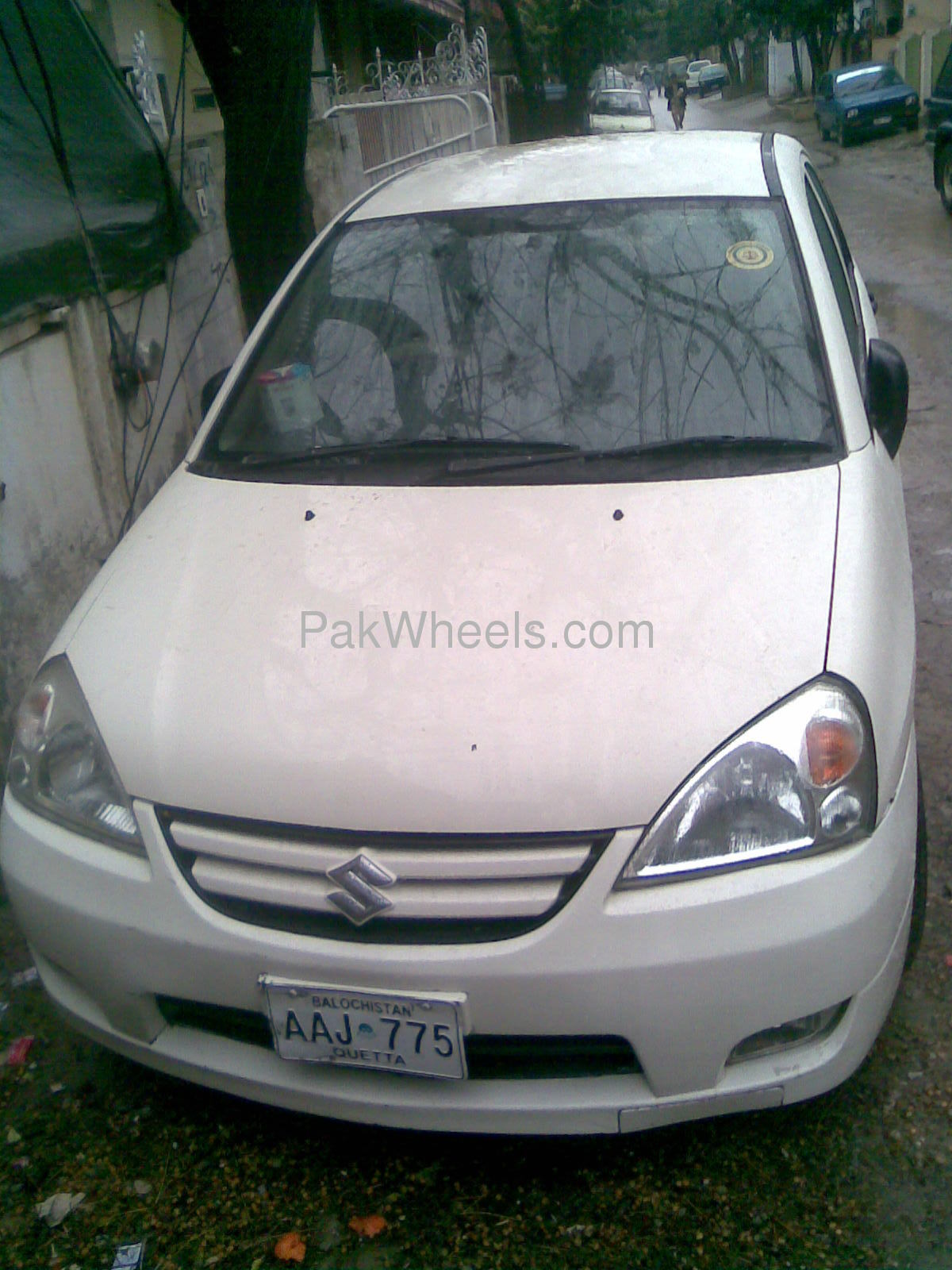 suzuki liana rxi cng 2007 for sale in islamabad pakwheels. Black Bedroom Furniture Sets. Home Design Ideas