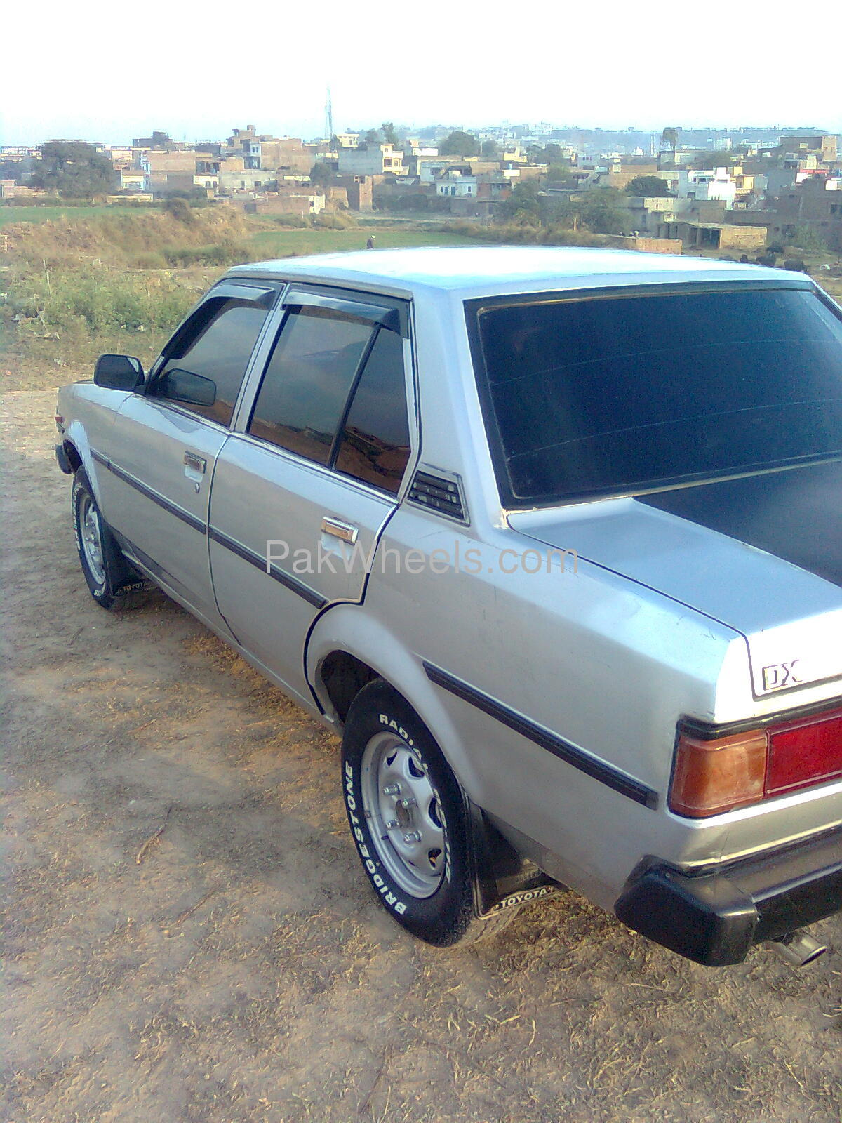 used toyota corolla dx 1980 car for sale in rawalpindi 335345 pakwheels. Black Bedroom Furniture Sets. Home Design Ideas