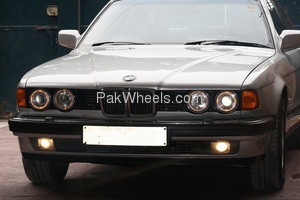 BMW 7 Series - 1991