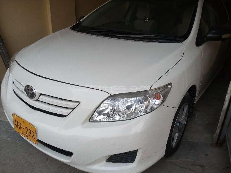 Toyota Corolla 2.0D 2008 Image-3