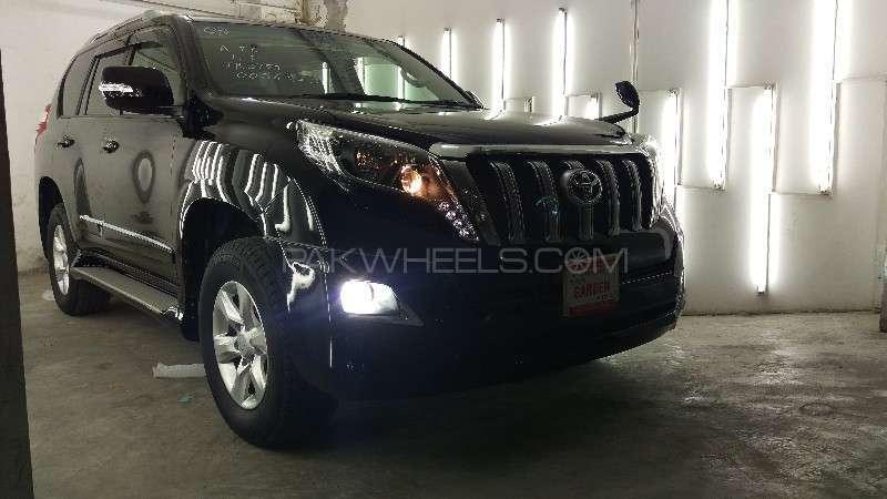 Toyota Prado 2011 Image-2