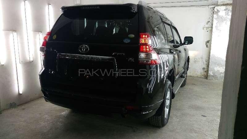 Toyota Prado 2011 Image-10